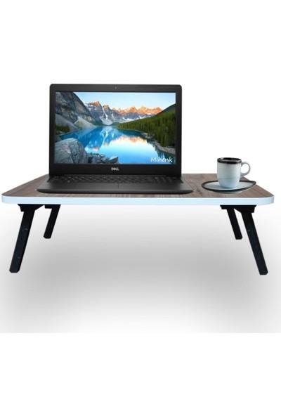 Mihenk Katlanır Laptop Sehpası Yatak Koltuk Üzeri Sunum Sehpası