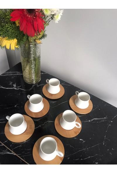 Taşkın Home Bambu Kahve Fincanı