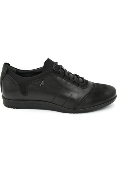 Scootland Deri Erkek Günlük Sneaker