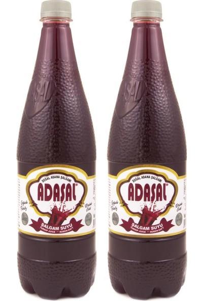 Adaşal Adana'dan Adaşal Şalgam Suyu Acısız 1 Lt 12 Lic Vitamini Deposu