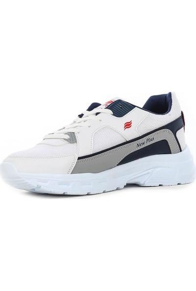 New Plus 1200 Merdane Anorak Spor Ayakkabı