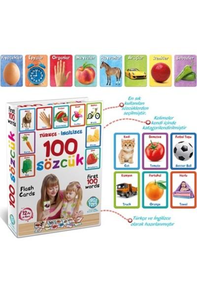 Circle Toys İlk 100 Sözcük Türkçe - Ingilizce Eğitici Kartlar