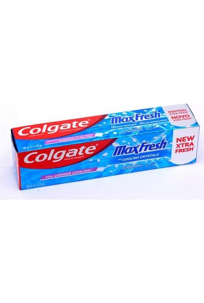Colgate Diş Macunu Max Fresh Cool Mint 100 ml
