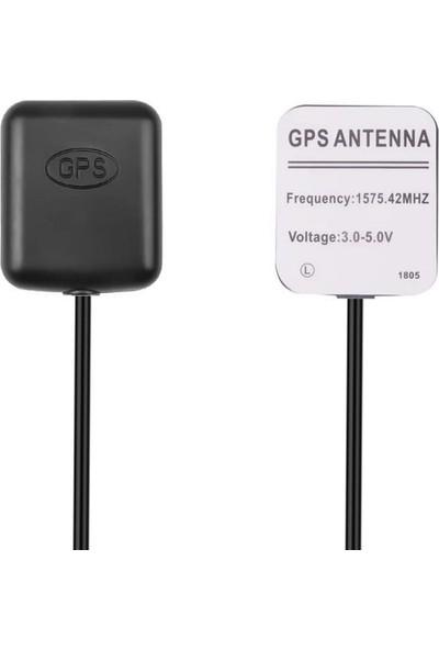 GSK 10 Adet Araç Gps Anteni Fakra Uçlu 70 cm Hasır Kablolu