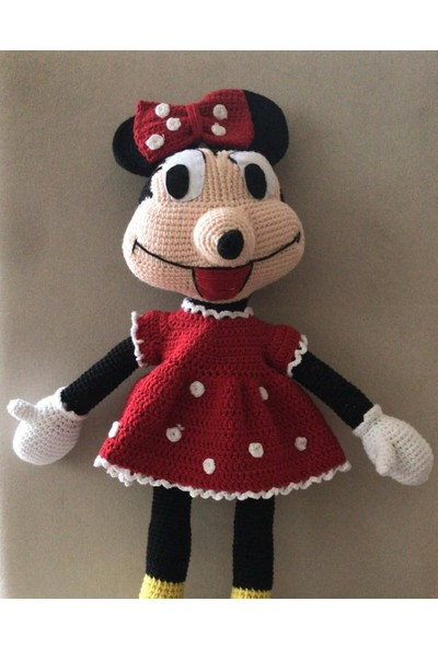 Minnie Mouse Amigurumi