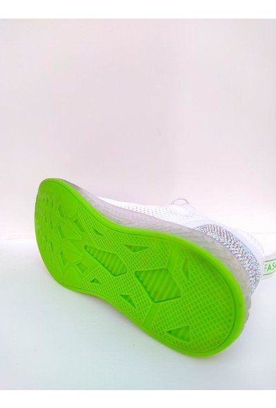 Guja 20K450 Fileli Kadın Sneakers Spor Ayakkabı