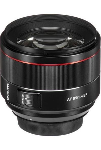 Samyang Af 85 mm F/1.4 Lens Canon Ef