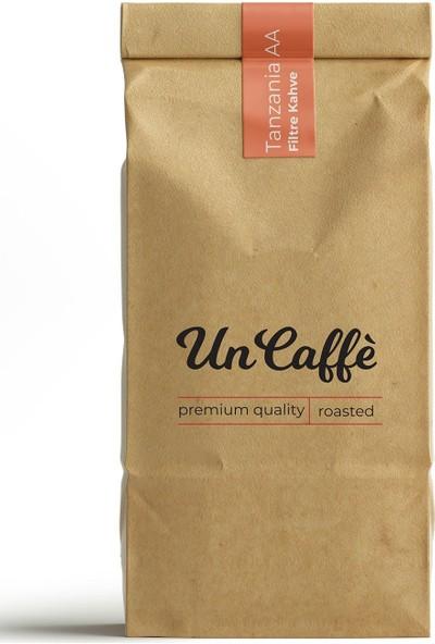 Un Caffe Tanzania Aa Filtre Kahve 250 gr