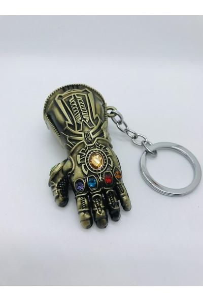 Keskin Hediyelik Thanos Eldiven Anahtarlık