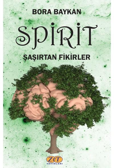Spirit Şaşırtan Fikirler - Bora Baykan