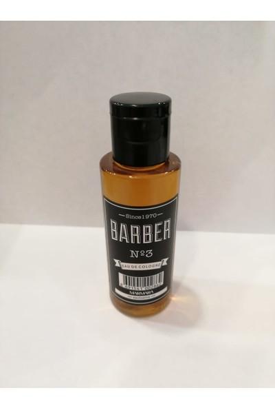 Barber No:3 Kolonya 50 ml