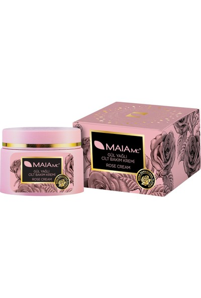 Maia Gül Kremi 50 ml