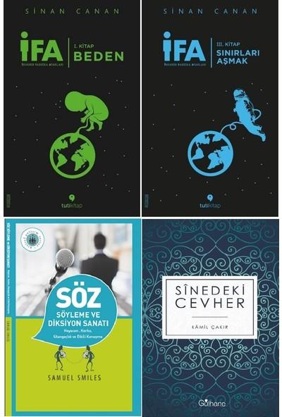 İfa:insanın Fabrika Ayarları 1 ve 3. Kitap- Söz Söyleme ve Diksiyon Sanatı ile Sinedeki Cevher Seti