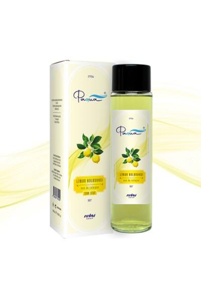 Paqua Limon Kolonyası 180 ml Cam Şişe