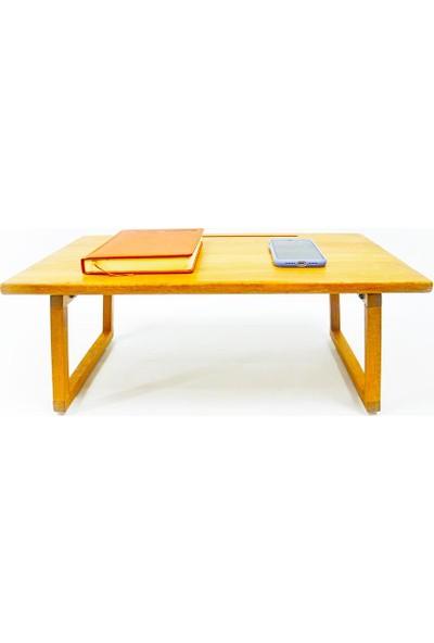 Bayz Katlanır Laptop Masası Çalışma Masası Tablet Telefon Standı