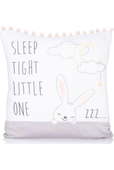 Baby Tales Uykulu Bebek Süs Yastığı