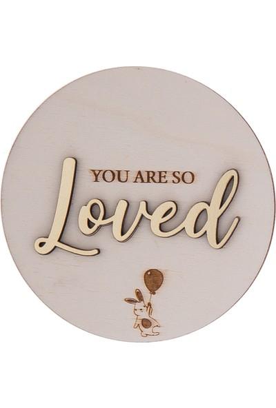 Baby Tales 'you're So Loved' Anı Plağı