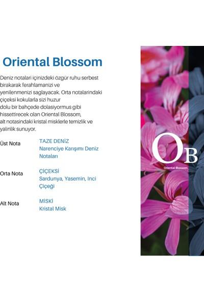 Akscent Tüm Koku Makinelerine Uyumlu Koku Makinesi Koku Kartuşu Esansı Oriental Blossom 1 Lt