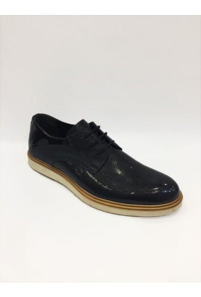 Cassano Deri Eva Taban Klasik Şık Ayakkabı