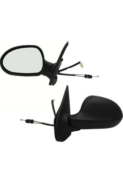 Gva Dış Dikiz Aynası Mekanik Sol Fiat Albea 2010 Mod. 735509097