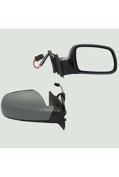 Gva Dış Dikiz Aynası Elektrikli Sağ P307 2001=> Astarlı+Sensörlü