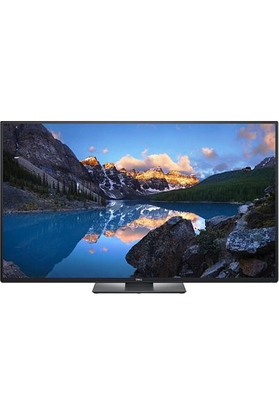 Dell UltraSharp U4320Q 42.5'' 60Hz 8ms (HDMI+Display+Type-C) 4K Ultra HD IPS LED Monitör