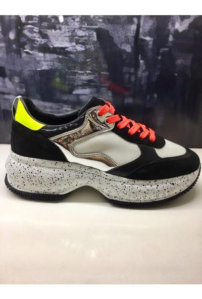 Hogan Kadın Sneaker Siyah 38