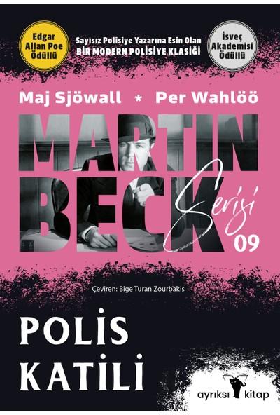 Polis Katili-Martin Beck 9 - Per Wahlöö