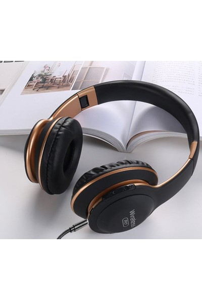 P17 Wireless Bluetooth 5.0+ Edr Kulak Üstü Kulaklık