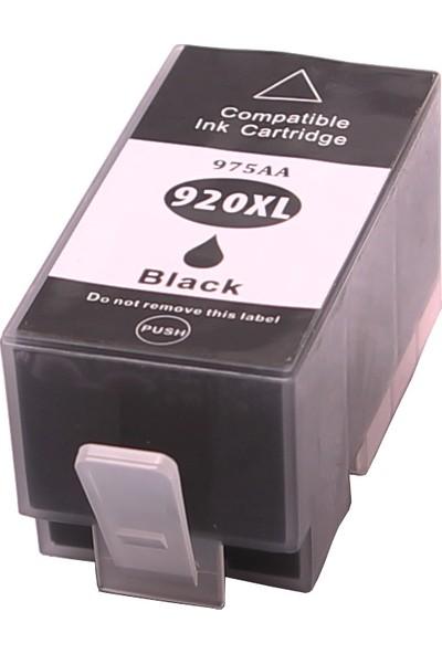 Photo Print HP Officejet 7500/7000/6500/6000 920XL Siyah Yüksek Kapasite Muadil Kartuş