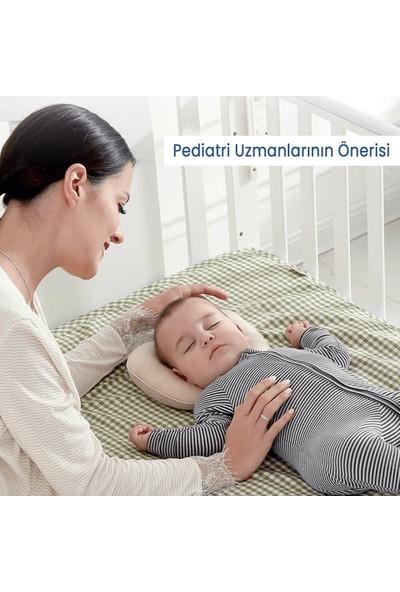 Lucky Day Düz Kafa Yastığı Bebek Kafa Şekillendirici Yastık Pediatri Uzmanlarının Önerisi