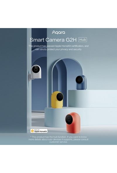 Aqara G2H Akıllı Kamera 1080 P Gateway Edition Zigbee (Yurt Dışından)