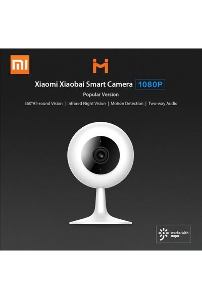 Xiaomi Mi Xiaobai Akıllı Kamera 1080 P FHD (Yurt Dışından)