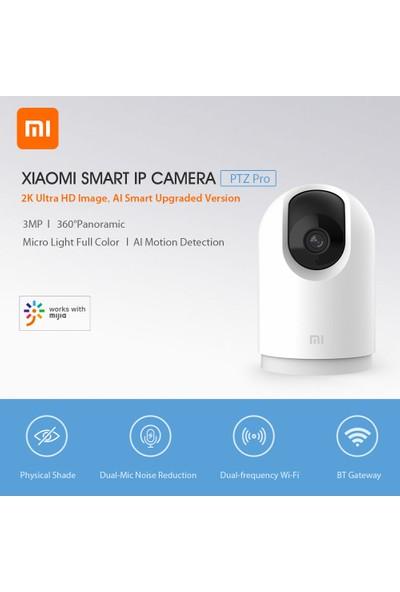 Xiaomi Akıllı Kamera Ptz Pro 2k Dahili Ağ Geçidi 3MP (Yurt Dışından)