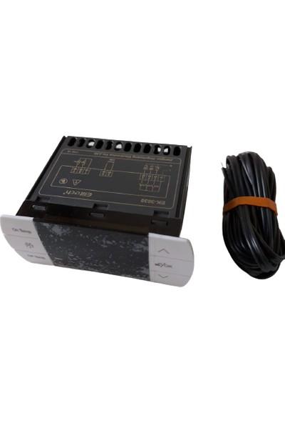 Sarcool Elitech EK-3030 Soğuk Oda Dijitali