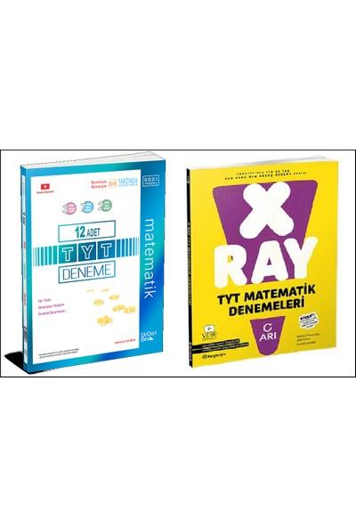Üçdörtbeş Yayınları TYT Matematik Denemeleri X-Ray TYT Matematik Denemeleri Set