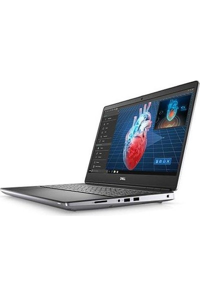 "Dell Precision M7550 Intel Xeon W10885M 64GB 1TB SSD Rtx 4000 Windows 10 Pro Taşınabilir Bilgisayar 15.6"" Fhd M75507732C"