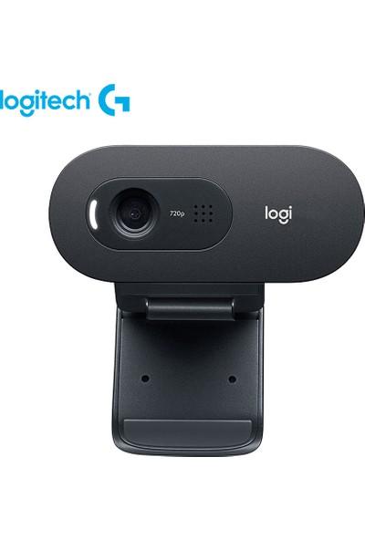 Logitech C270I Iptv Webcam 720 P HD 30FPS 5mp USB Video (Yurt Dışından)