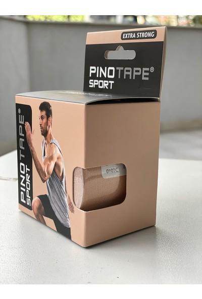 Pino Tape Sport Bandı Bej Renk