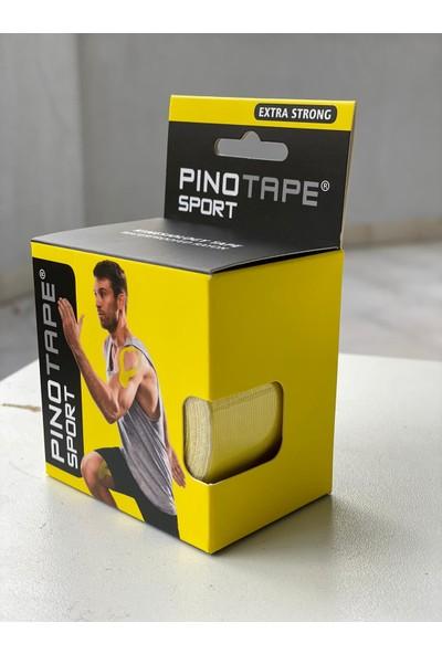 Pino Tape Sport Bandı Sarı Renk