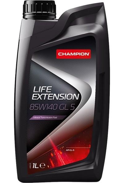 Champion 85W/140 Şanzıman ve Dişli Yağı 1 lt