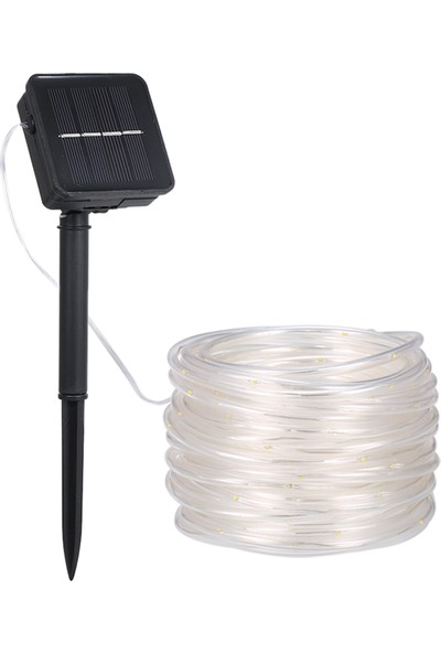 Mbw Güneş Enerjili LED Kablo Aydınlatma