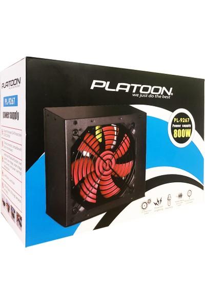 Platoon PL-9267 800W Power Supply