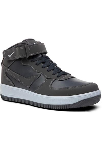 Conteyner Erkek Füme Yüksek Bilek Basket Ayakkabı