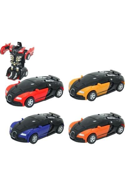 Mitoys Kırılmaz Robota Dönüşen Araba Bli