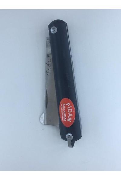 Fidan Aşı Bıçağı Yatapan El Yapımı