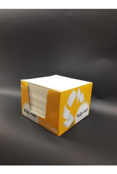 Umur Göz Yormayan Küp Blok Not Kağıdı