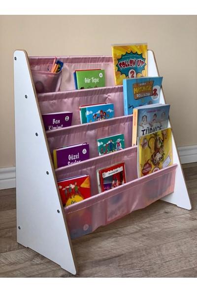 Ata Home Montessori Kız Çocuk Kitaplığı