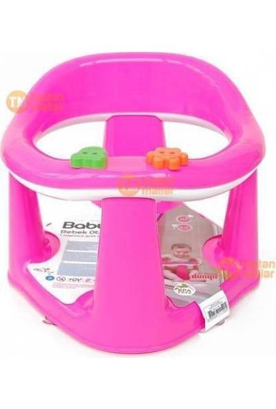 MNK Bebek Banyo Mama Oturağı Küvet Oturak Taburesi Çocuk Tabure Plastik Duş Koltuğu Vantuzlu Sandalyesi