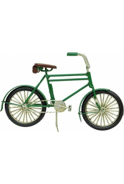 MNK El Yapımı Boyalı Dekoratif Metal Bisiklet